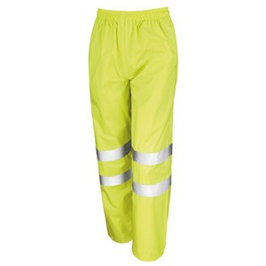 Fluorescent Yellow Trousers