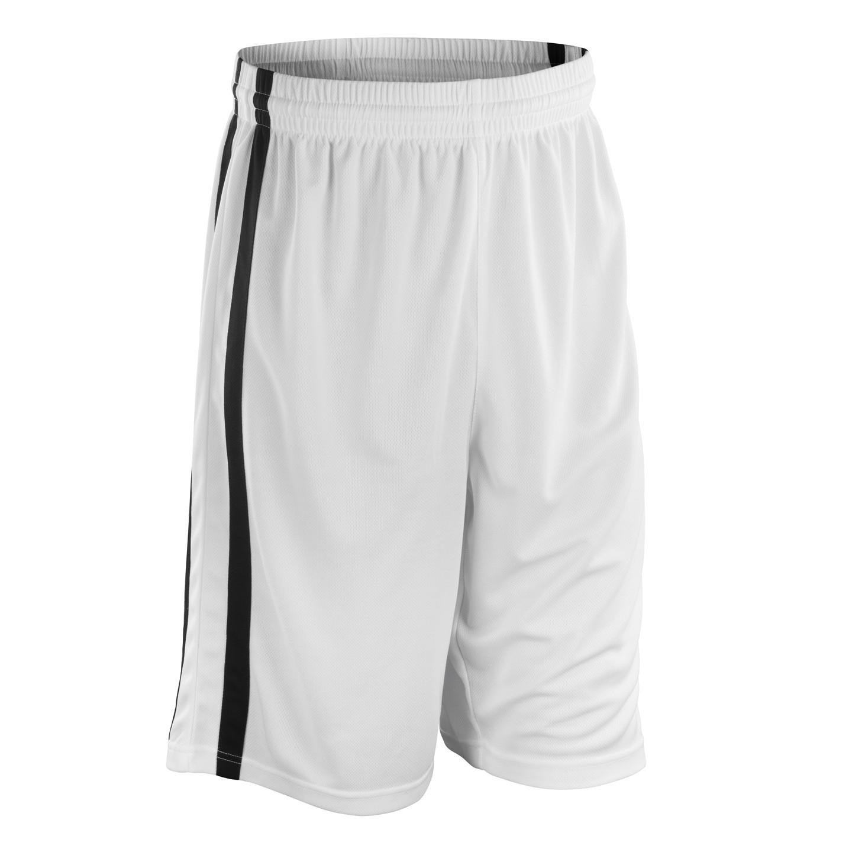 SPIRO Basketball Men`s Quick Dry Short